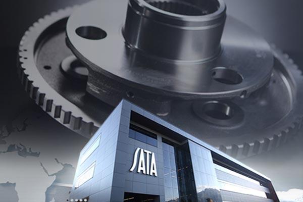 Aries Ultimi lavori fotografia industriale componenti automotive Sata Group Torino