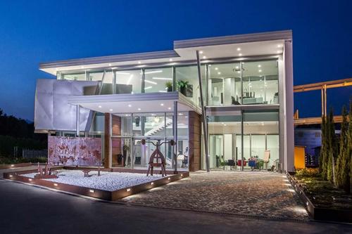 Foto esterno uffici azienda rodaforge torino stampaggio a caldo